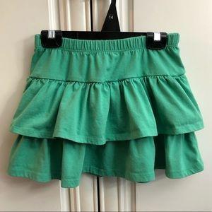 🌟 2/$20 Gymboree cotton layered skirt